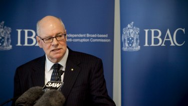 IBAC's ability to conduct public inquiries is seriously restricted.