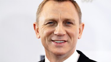 "Daniel Craig arrives at the ""Skyfall"" Australian premiere in Sydney, Australia."