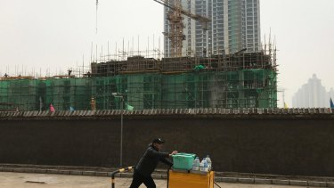 Disputes over land seizures for large commercial developments are one of the major sources of unrest in China.