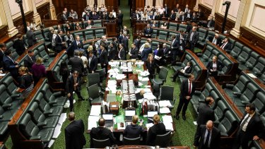 The state government has changed its Assisted Dying Bill to ensure its passage through the upper house.