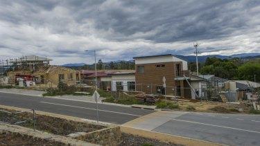 Defence Housing Australia' manages a property portfolio worth more than $10 billion.