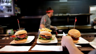 Grill'd staff at some stores have complained about being paid below award rates.