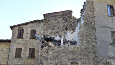 A 6.6 magnitude earthquake struck central Italy near the city of Perugia early on Sunday morning, devasting entire communities.