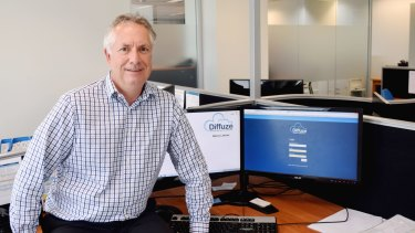 Barry Lehrer says it's never too late to start your own business.