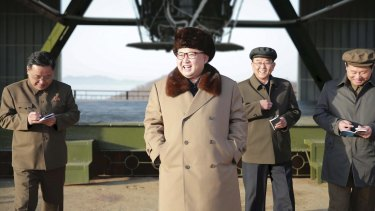 Today, Kim Jong-un has an estimated 8000 rocket launchers and artillery pieces on the border.
