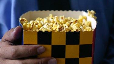 Movie popcorn is overpriced.