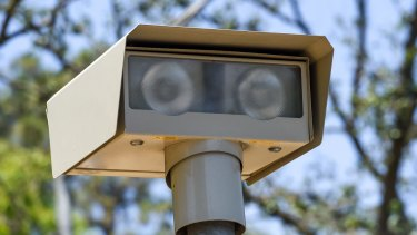 There will be four new speed and red-light cameras in Melbourne.