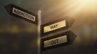 There are services to help you find a way out of gambling addiction.
