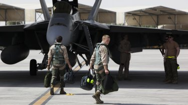 Increasing the involvement of RAAF troops in the battle against IS is unlikely to make the world safer for Australians.