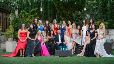 The Bachelor Australian contestants