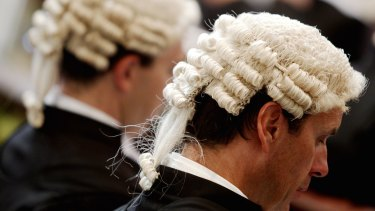 The Supreme Court of Victoria is phasing out wigs for judges from May.
