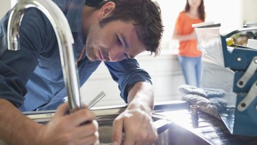 WA plumbers are the highest paid trades people in Australia.