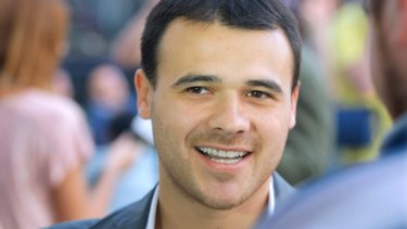 Emin Agalarov, son of Russian tycoon and Trump business associate Aras Agalarov, is named in the emails sent to Donald Trump junior as having made the proposal.