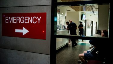 Those with chronic illnesses in regional areas are using emergency department due to lack of community access.