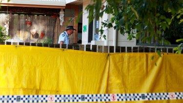 Eight children died in Manoora home.