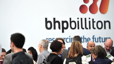 BHP executives have disputed Elliot's proposal, saying the petroleum division was already being valued by the market.