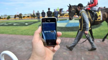 Online bookmakers such as Sportsbet will face new taxes under the plan.