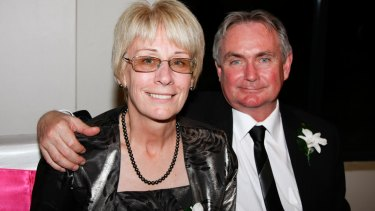Michael and Carol Clancy: Victims on MH17.