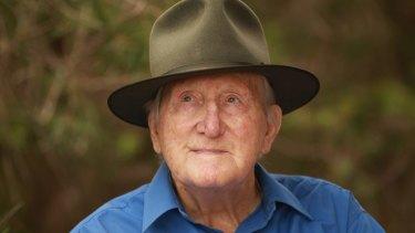 Tom Uren was made a Commander in the Order of Australia on Australia Day in 2013.