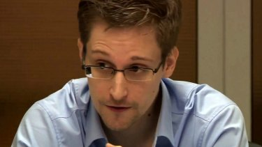 Security researcher Troy Hunt says leaks by former contractor Edward Snowden, pictured, revealed overreach by the NSA that had done law enforcement and tech companies 'a lot of harm'.