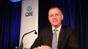 QBE chief John Neal is continuing with the sale of non-core assets.