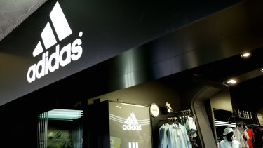 At a pop-up Adidas store in a mall in Berlin, customers designed their own merino wool jumpers for €200 ($278) each and then had them knitted in the store, finished by hand, washed and dried, all within four hours.