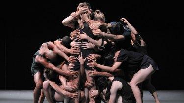 Gripping: Last Work by Israel's Batsheva Dance Company.