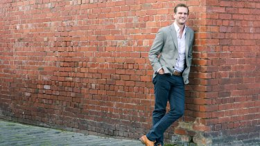 """""""If you aren't able to let go, you aren't able to grow"""": Fergus Watts, chief executive of the Bastion Group."""