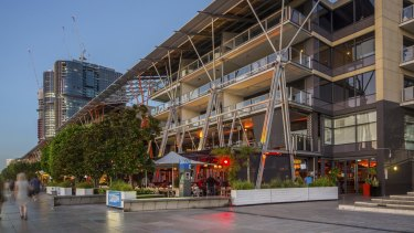 Food and beverage group Keystone has been placed into receivership, with the Cargo Bar at Kings Street Wharf included in the sale.