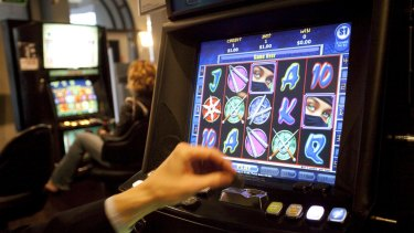 The number of pokie players has dropped but problem gambling levels have increased.
