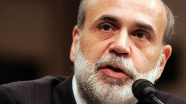 Former Fed chairman Ben Bernanke told his ex-colleagues to the leave QE well alone for as long as possible.