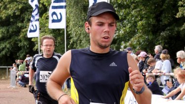 Crashed Airbus A320 into French Alps ... Co-pilot of Germanwings Flight 4U9525 Andreas Lubitz searched for information about suicide as well as cockpit security online using his iPad, according to prosecutors.