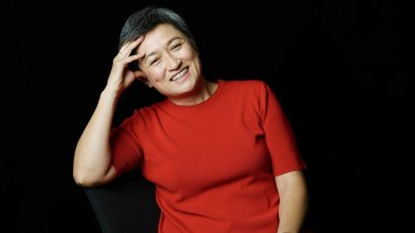 Penny Wong has spoken for the first time of the impact of the postal survey campaign, and the triumphant yes vote.