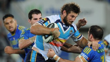 Dave Taylor will be out to prove himself at Raiders training.