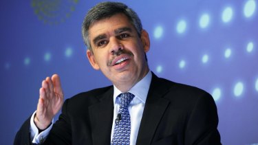 Mohamed El-Erian quit his high-paying job when he realised his work-life balance was out of whack.