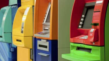 42 per cent of customers do not use an ATM in a typical week, new figures show.