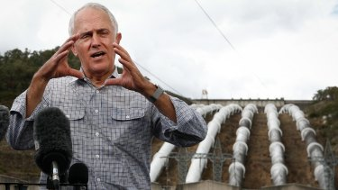 Prime Minister Malcolm Turnbull's pet project to expand the Snowy Hydro scheme is going to cost more and take longer than expected.