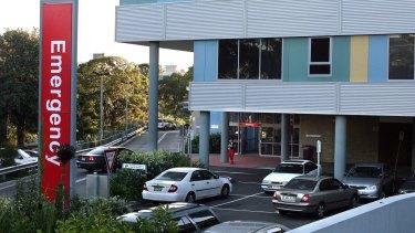 """""""Distressing"""": Royal North Shore Hospital."""