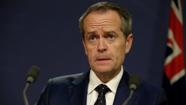 Shorten says the money will bring down waiting times for elective surgery and emergency departments.