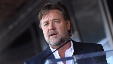 Russell Crowe is reportedly developing a film version of the Batavia story.