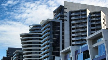 Between October and January, the annual growth in lending to property investors jumped from 9 per cent to 27 per cent.