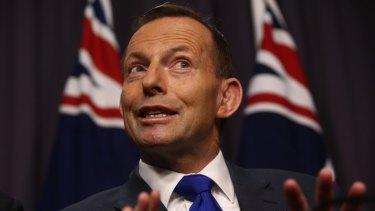Tony Abbott has made an NBN speed claim he can't keep.