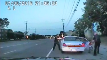 Video captured by a camera in the car of police officer Jeronimo Yanez shows him shooting into the vehicle at Philando Castile during a traffic stop.
