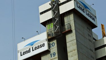 Lend Lease has won a legal battle with the State Government over funding of public areas on the Barangaroo site.