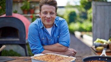Food guru: <i>Jamie's Comfort Foods</i> on Ten.