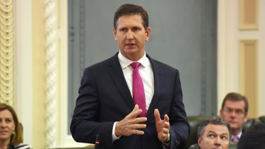 Queensland Opposition Leader Lawrence Springborg says the LNP would consider full public funding of elections.