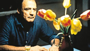 Bruno Ganz (pictured here in <i>Bread and Tulips</i>): plays an East Berlin communist party stalwart in <i>In Times of Fading Light</i>.