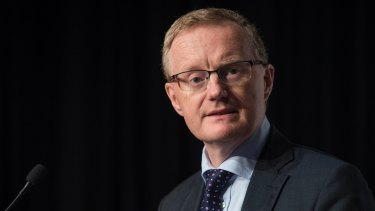 """RBA governor Philip Lowe: """"The outlook for non-mining investment has improved recently and reported business conditions are at a high level."""""""