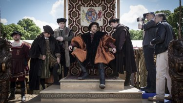 Reformation: 'Wolf Hall' features Henry VIII's right hand man Thomas Cromwell.