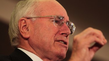 John Howard has joined a number of other high-profile former politicians on JP Morgan's International Council.